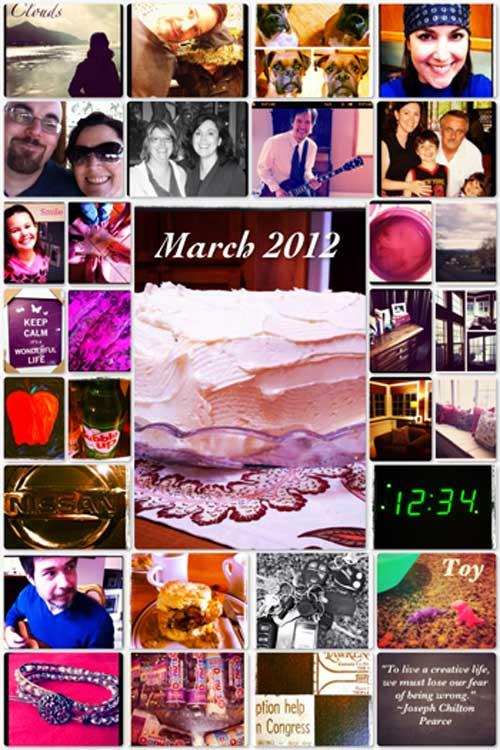 Instagram March 2012 | Storypiece.net