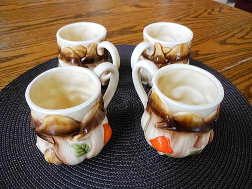 Mushroom Mugs | Storypiece.net