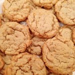 Fall Favorite: Toffee Cookies
