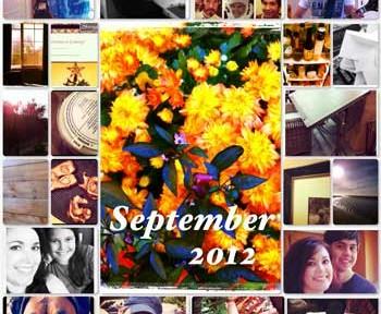 September Instagram | Storypiece.net