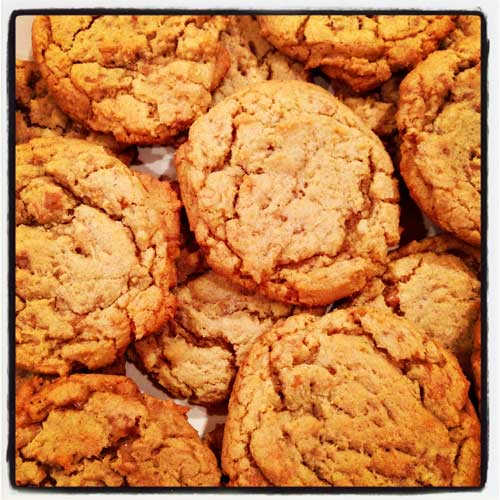 Toffee Cookies   Storypiece