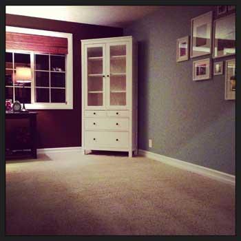 Insta-Empty Room