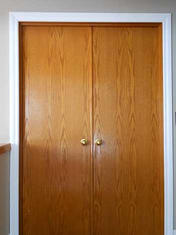 Master Bedroom Doors-Update