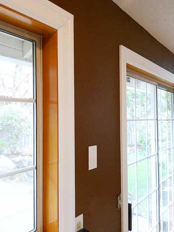 Updated Kitchen & Door-Detail