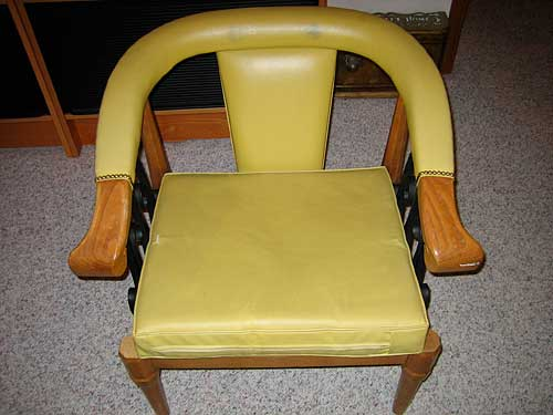 MidCentury Modern Armchair