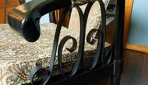 Ironside Detail