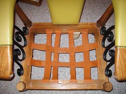 Sagging Seat Bottom