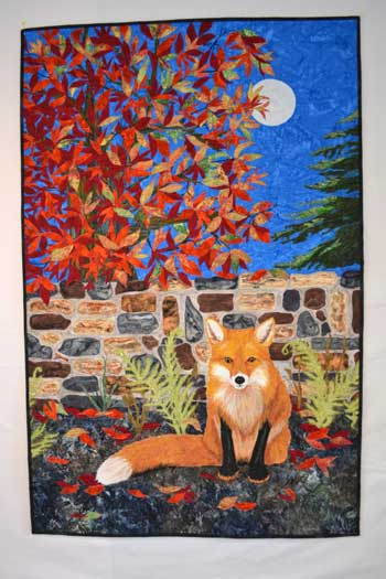 Fox Quilt by Family Style Living