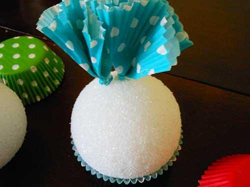 Glue Cupcake Liner | Storypiece