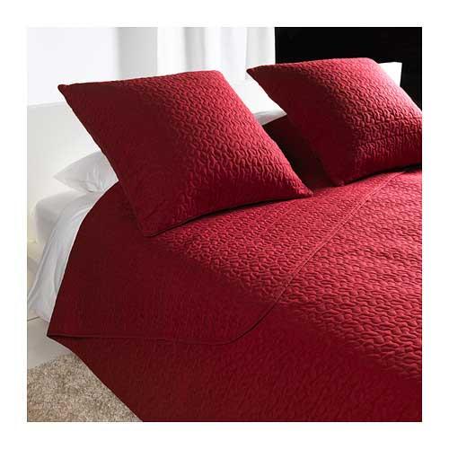 IKEA Alina Bedspread and Cushion Covers