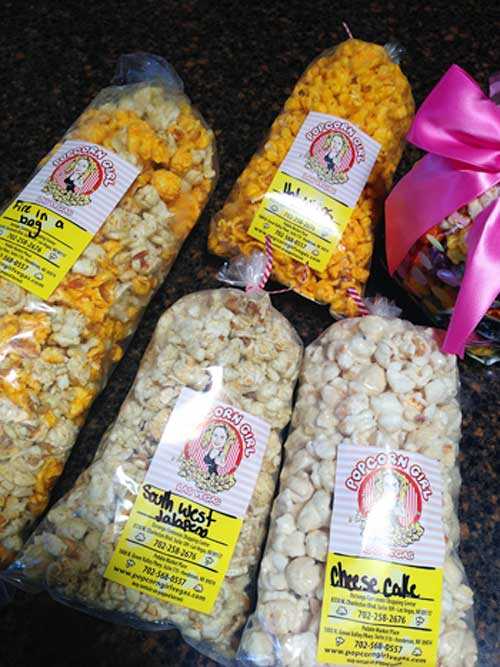 Tasty Popcorn Treats | Storypiece.net