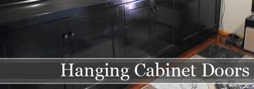 Hanging Cabinet Doors | Storypiece.net