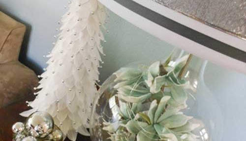 How to Create A Winter Wonderland Lamp | Storypiece.net