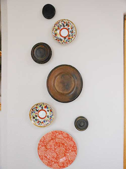 Wall of Plates | Storypiece.net