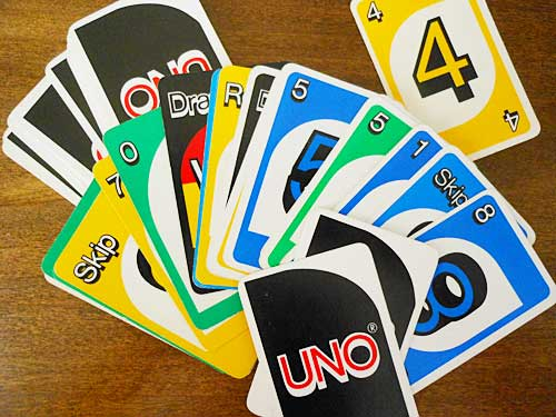 Retro Uno Cards | Storypiece.net