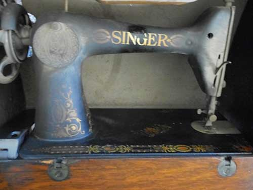 Singer Sewing Machine | Storypiece.net