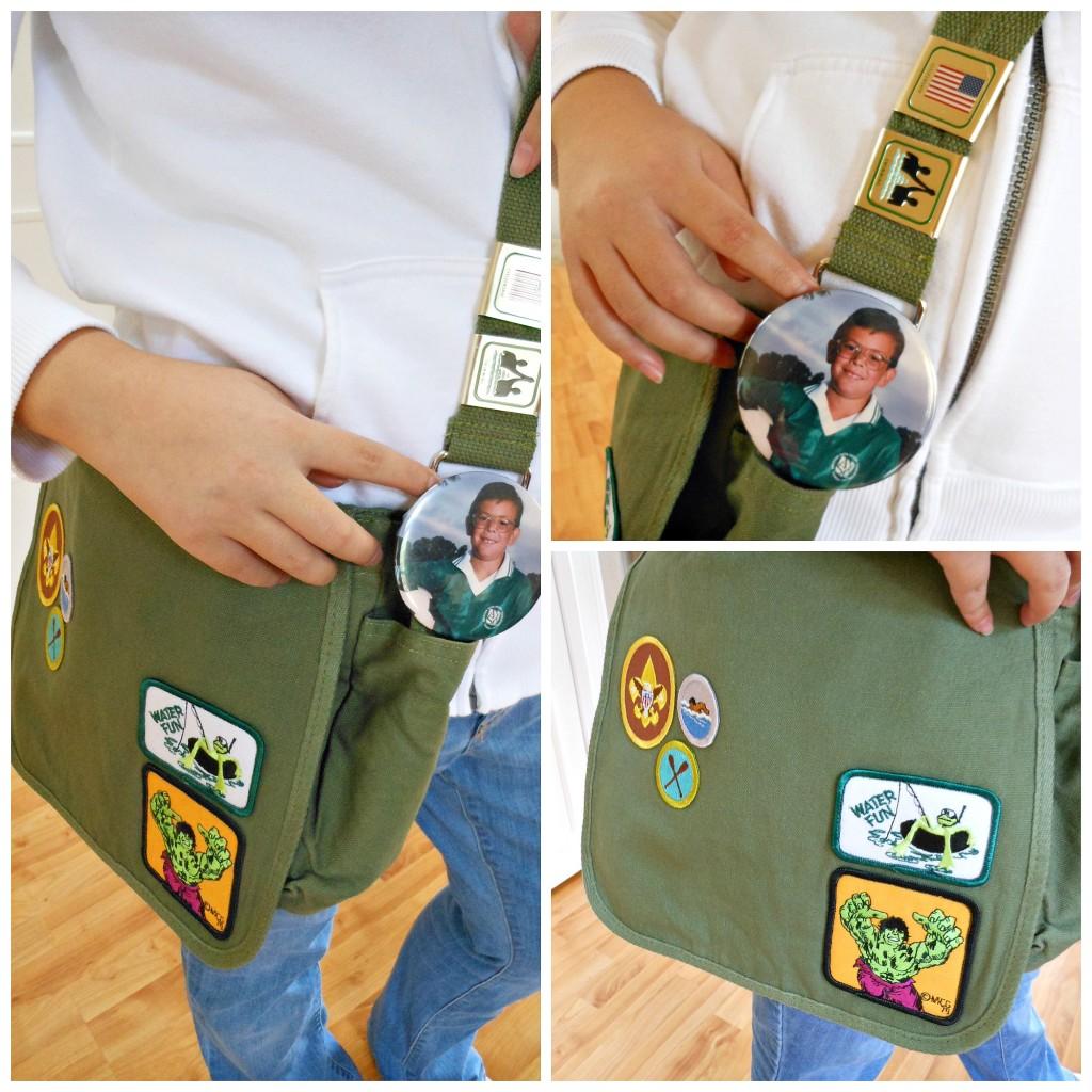 Custom Messenger Bag | Storypiece.net