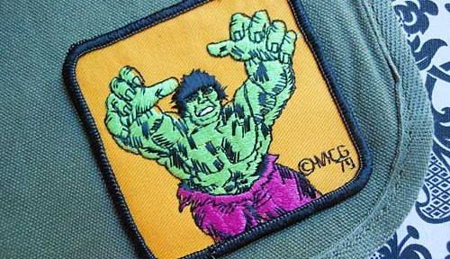 Hulk Patch | Storypiece.net
