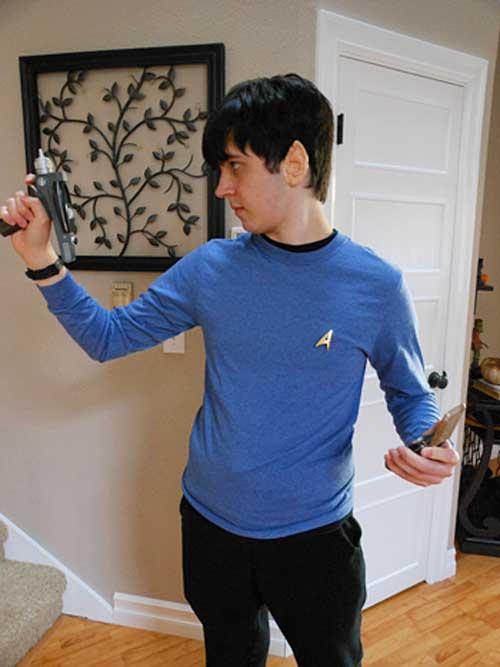 Star Trek Spock   Storypiece.net