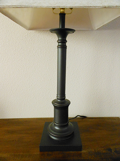 Pipe Style Lamp Base | Storypiece.net