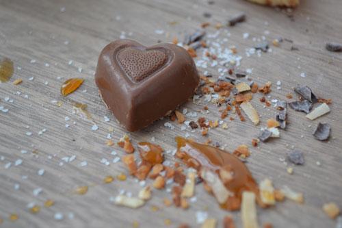 Chocolate Heart | Storypiece.net