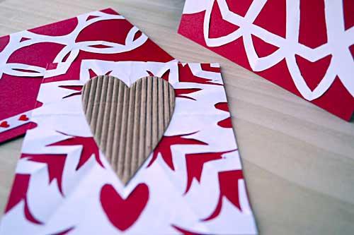 Valentine Snowflake Cards | Storypiece.net