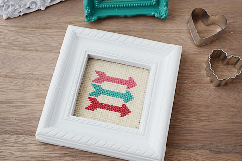 Cross Stitch Arrow Pattern | Storypiece.net