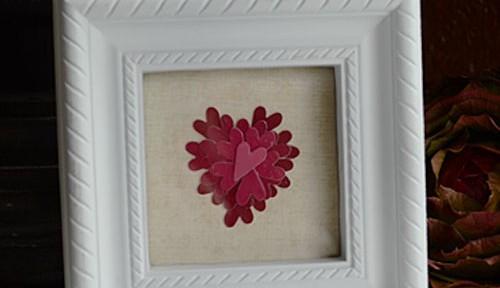 Framed Valentine Art | Storypiece.net