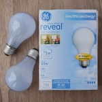 GE Reveal Lighting & A Giveaway