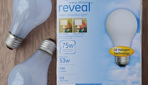 GE Reveal Bulbs | Storypiece.net