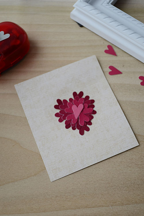 Mini Art for Valentine's Day | Storypiece.net