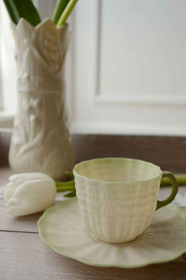 Belleek Tea Cup | Storypiece.net
