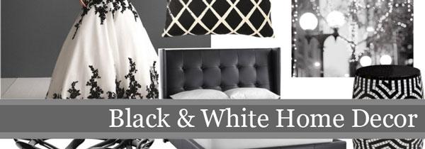 Black & White Decor Trends | Storypiece.net