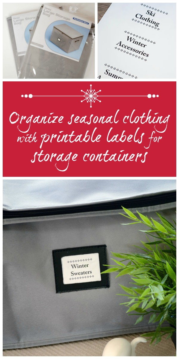 Closet Organizer | Storypiece.net