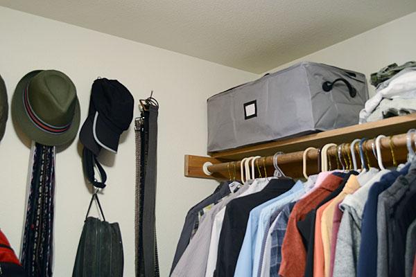 Closet Storage | Storypiece.net