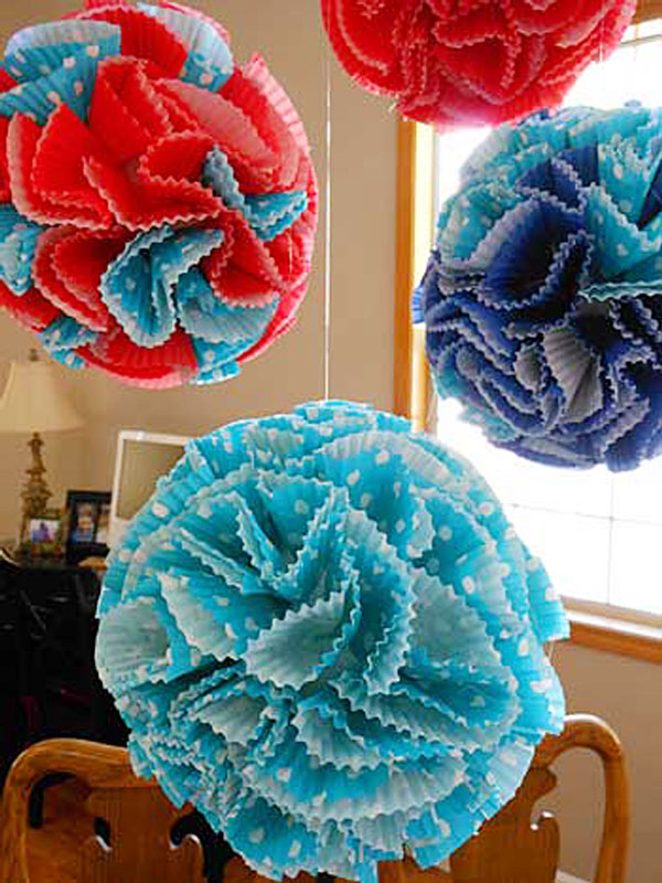 Decorative Paper Flowers | Storypiece.net
