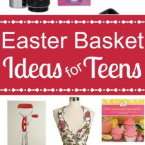 Easter Basket Ideas for Teens | Storypiece.net