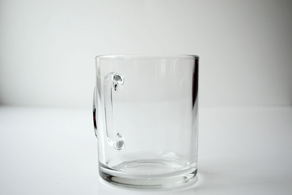 Glass Mug | Storypiece.net