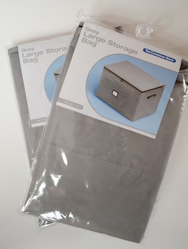 Closet Storage Bags | Storypiece.net
