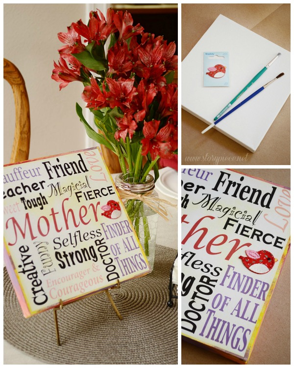 Homemade Gift for Mom | Storypiece.net
