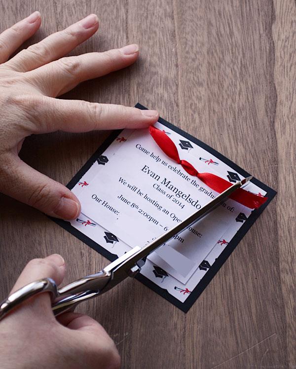Trim Ribbon Edges | Storypiece.net