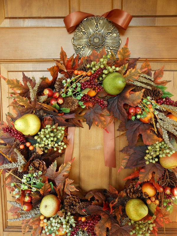 Fall Wreath | Storypiece.net
