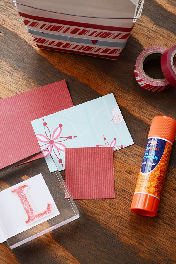 Monogram Gift Wrap | Storypiece.net