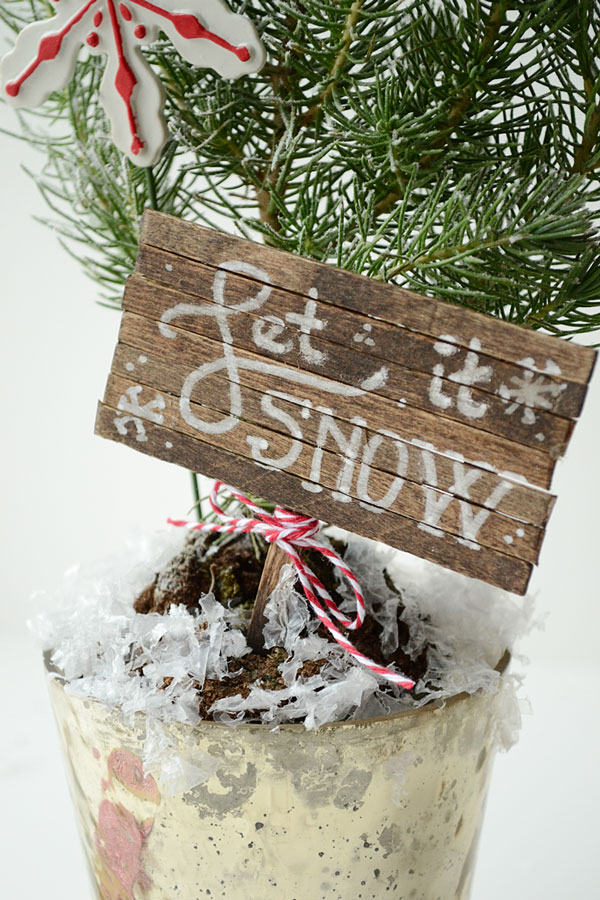 Rustic Christmas Tree Ornaments | Storypiece.net