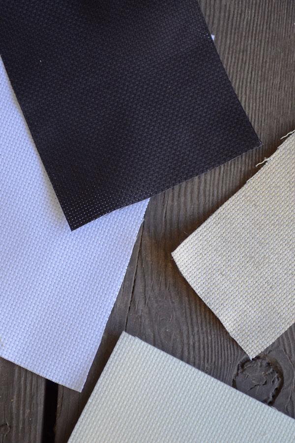 Cloth for cross-stitch | Storypiece.net