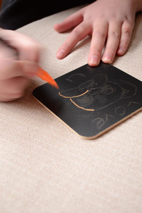 Chalk Art Craft for Kids | Storypiece.net