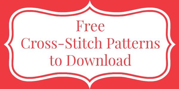 Free Cross-Stitch Patterns | Storypiece.net