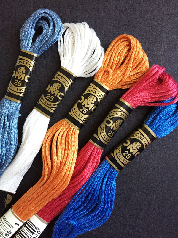 Cross-stitch Thread | Storypiece.net
