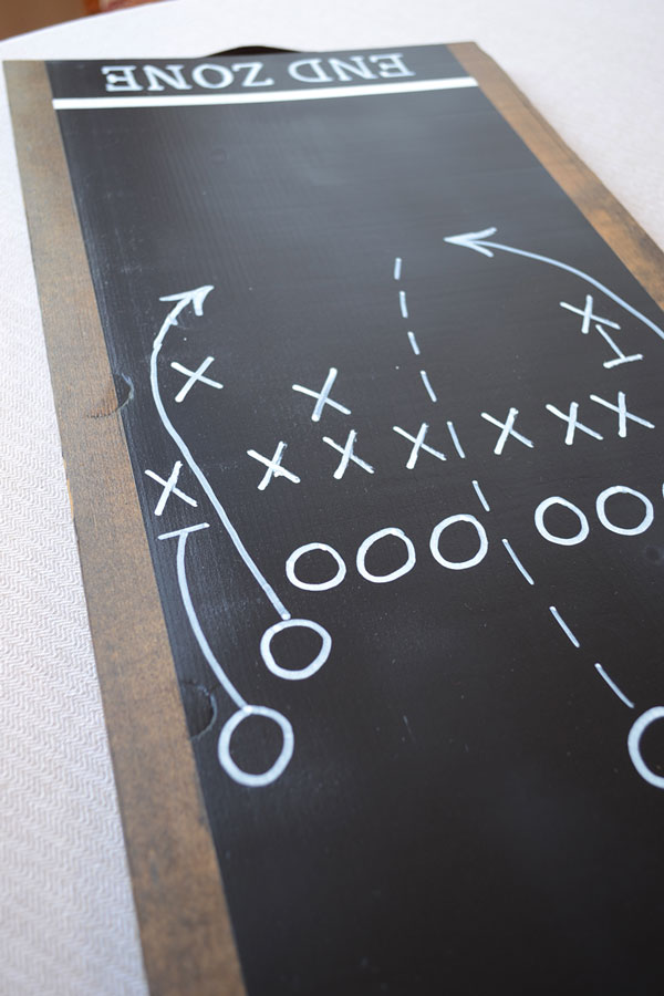 Football Decorating Ideas | Storypiece.net