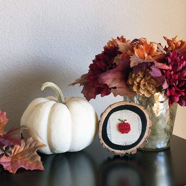 Free Autumn Cross Stitch | Storypiece.net